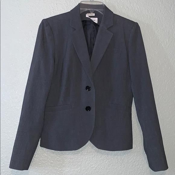 Calvin Klein Jackets & Blazers - Calvin Klein Stretch Crop Blazer 6